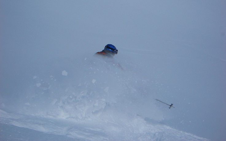 Powder in Finkerberg, Austria 2013