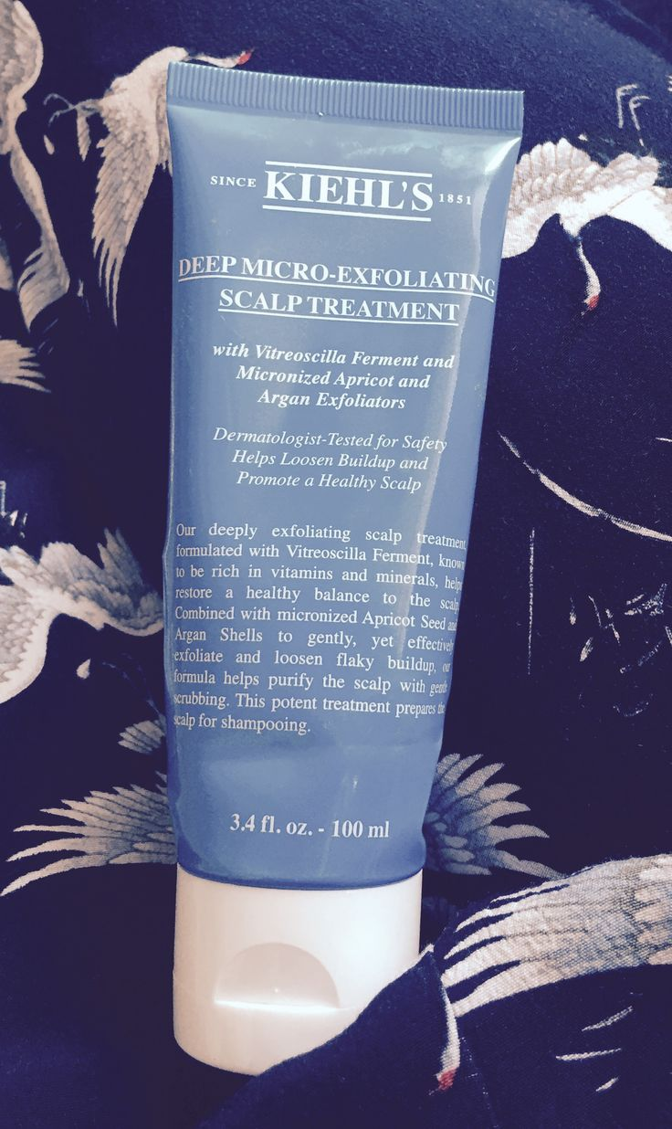 This stuff is amazing if you've got a flaky scalp
