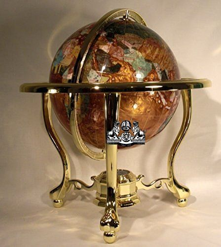 42 best Gemstone World Globes images on Pinterest Globes, Gems and - copy interactive world map amazon