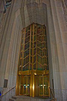 Entrance to 1 Wall Street #NewYork City Getaway VIPsAccess.com #Luxury #Travel