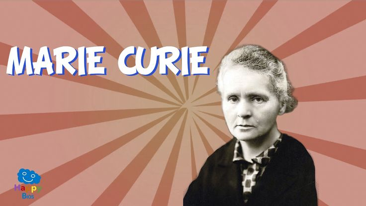 Marie Curie | Biografías Educativas para Niños