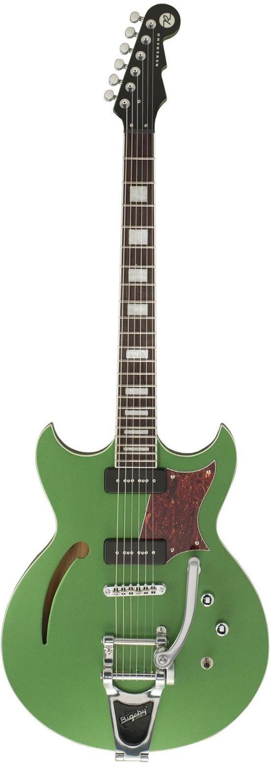 Reverend Guitars Tricky Gomez 290 --- https://www.pinterest.com/lardyfatboy/
