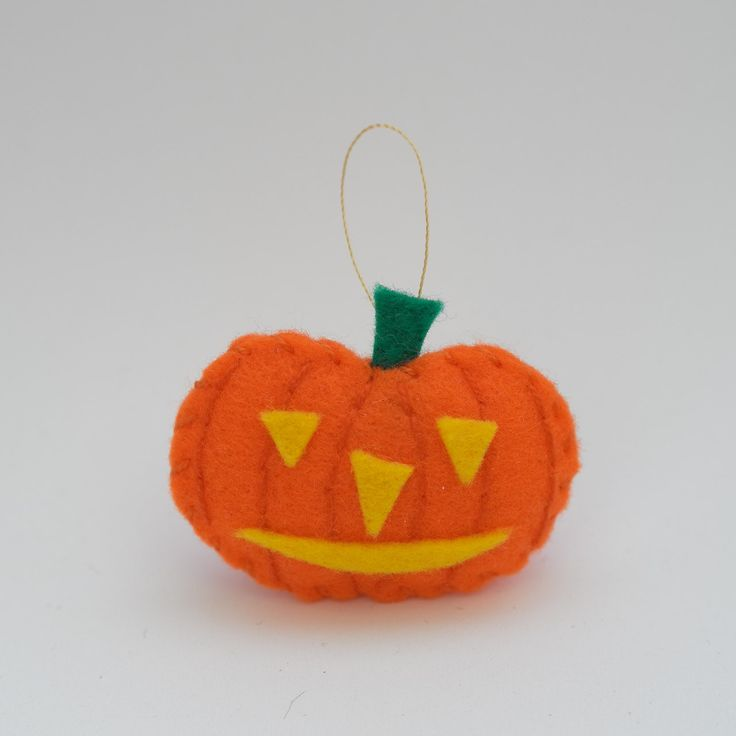 Funny pumpkin - halloween decor, trick or treat, scary, horror, spooky, halloween decoration, cute. by HalloweenOrChristmas on Etsy