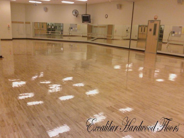 Glendale Adult Center Dance Floor, Glendale Arizona
