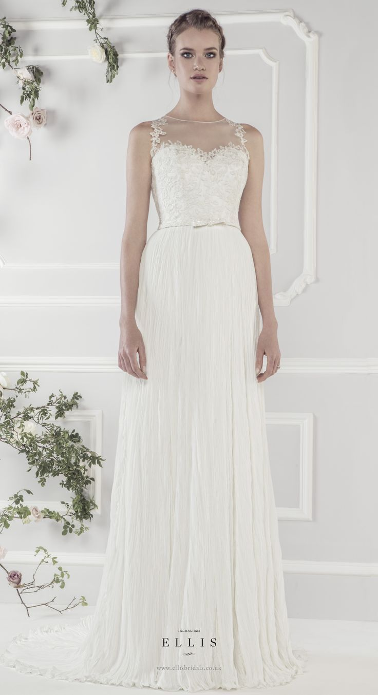 New Wedding dresses are designed to make every bride look angelic and feel beautiful