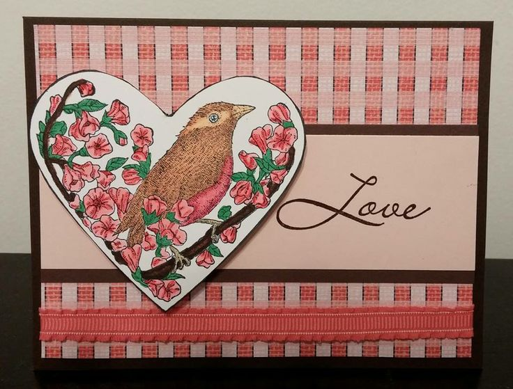 Stampin Up Take It To Heart
