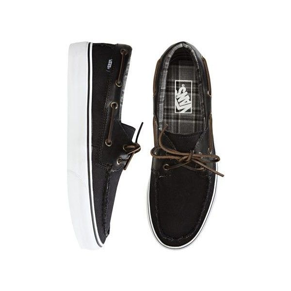 VANS ZAPATO DEL BARCO SHOE (260 RON) ❤ liked on Polyvore featuring shoes, men, guys, parker johnson, laced shoes, canvas shoes, lace up shoes, canvas lace up shoes and vans footwear