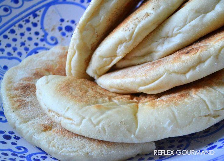 Bazlama : Pain turc moelleux