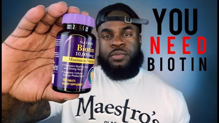 Biotin Results | Biotin Side Effects | Beard Care and Maintenance | Natural Hair & Vitamin B - https://www.fashionhowtip.com/post/biotin-results-biotin-side-effects-beard-care-and-maintenance-natural-hair-vitamin-b/
