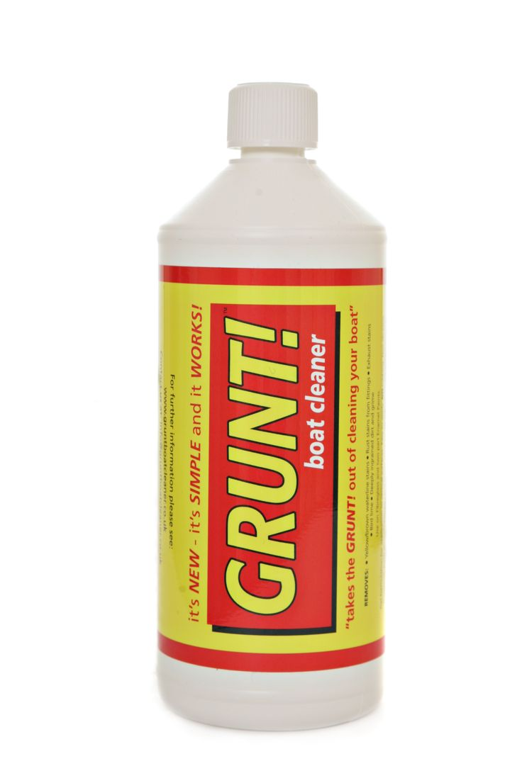 Makes the boat clean+shinny! Just apply, leave for 30 minutes and rinse off! All yellow stain disappear amazingly!