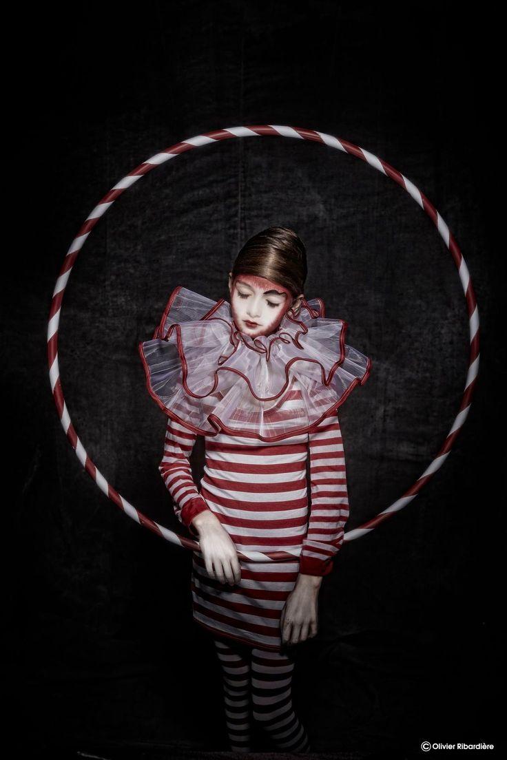 Léa P by Olivier Ribardière - projet Circus
