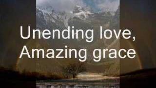 Amazing Grace (My Chains are Gone) - Chris Tomlin (with lyrics), via YouTube.