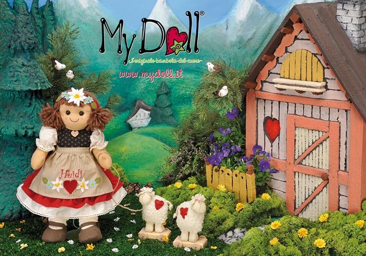 Campagna pubblicitaria My Doll 2010