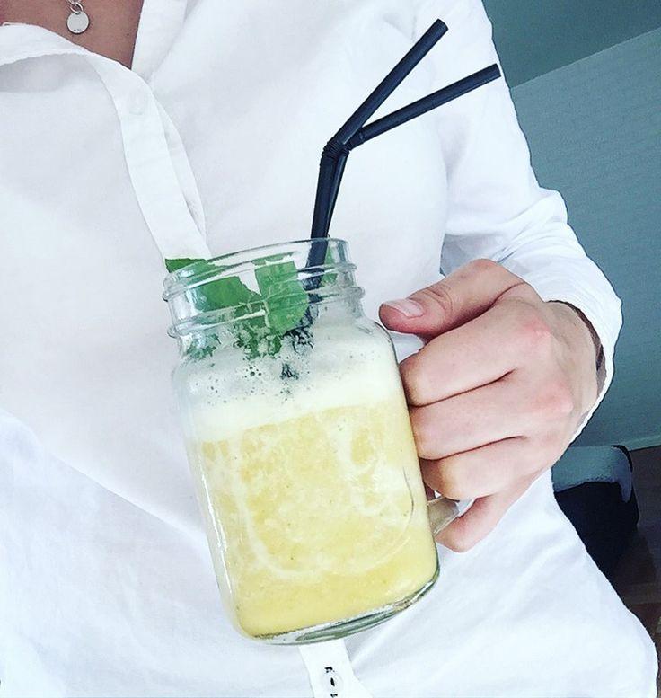 Ananasjuice | Fridas Kök