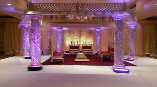 In order to get the best wedding stage decoration you need to make sure to find the perfect service provider. You would be able to find yourself on a much safer side making the right decision.
