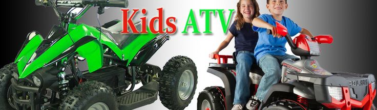 KIDS ATV Yamaha, Polaris, Honda Kawasaki, Suzuki, Electric Gas Sport or Utility Kids Atv FOR SALE 50cc 110cc 125cc 90cc - Helmets & Gear