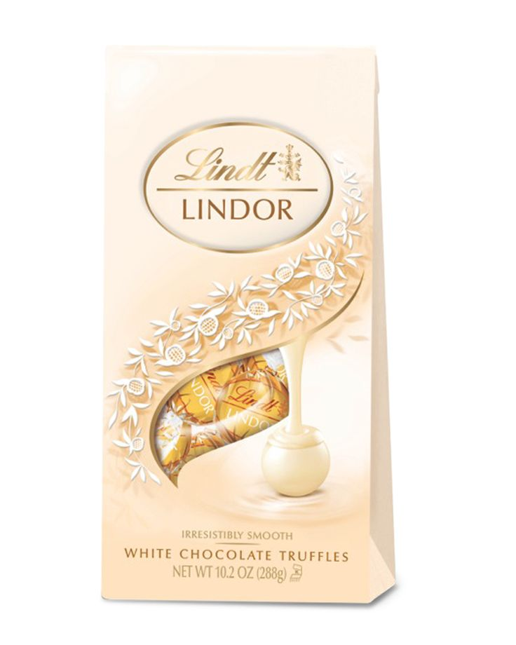 Lindt White Chocolate Truffles