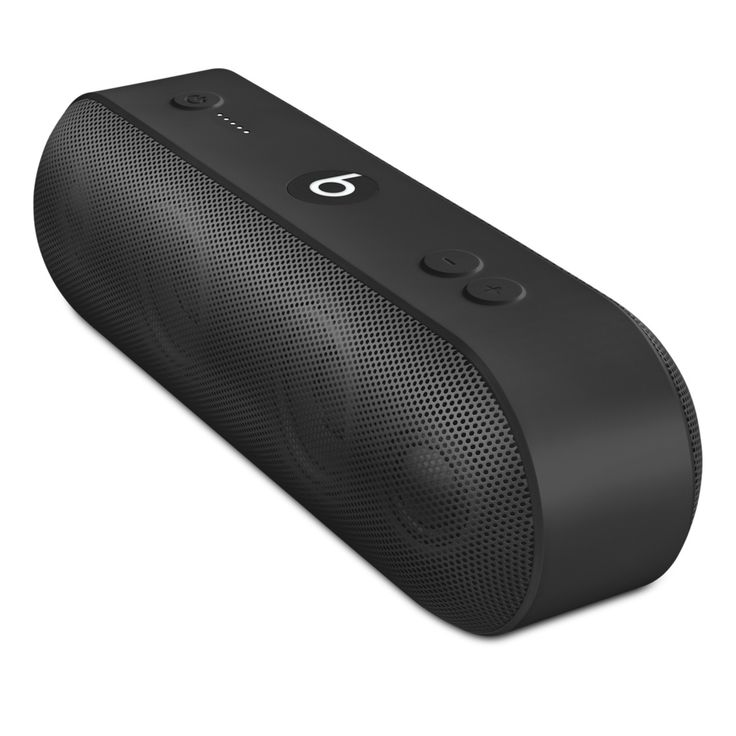 Beats Pill+ Speaker - Black - Apple