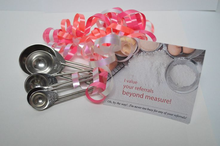 """I value your referrals beyond measure."" #realestate #PopBy #Gift #ValentinesDay"