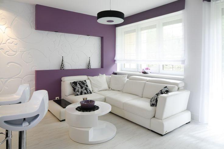 Jasny salon: 10 pięknych wnętrz z polskich domów  - zdjęcie numer 7