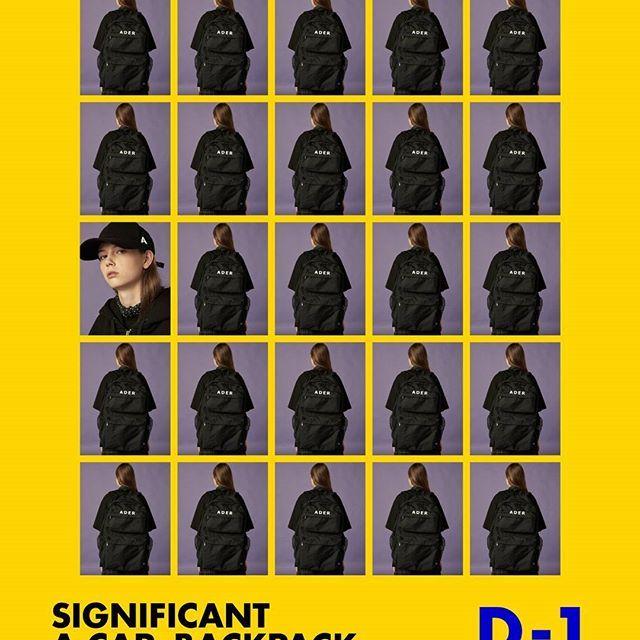 Significant Tag 1.0  [ A cap & A backpack CLUB ]  #tomorrow  .  * A cap & backpack  제품이 내일 홍대스토어에서 한정수량으로 선발매됩니다.    #A#cap#backpack#significant#tag#collection#soon