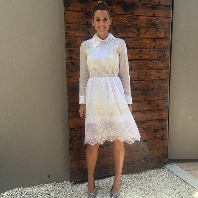 Monica Salgado linda com vestido #vitorzerbinato disponível na L'Allume ✨  INFORMAÇÕES  APENAS ATRAVÉS DO TELEFONE ☎️ (31) 3284 6909 WHATSAPP (31) 99984 6909