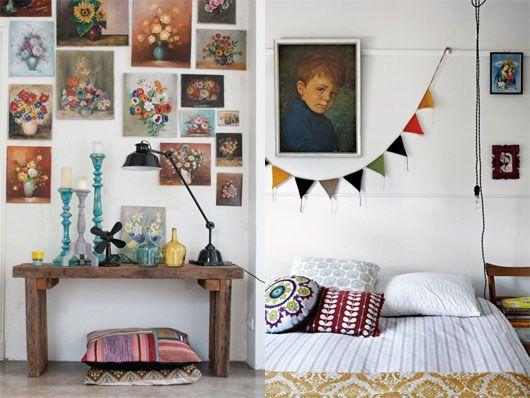 my home on - sfgirlbybay / bohemian modern style from a san francisco girl