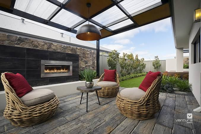 Lighting And Heating In Your Alfresco Area Can Make
