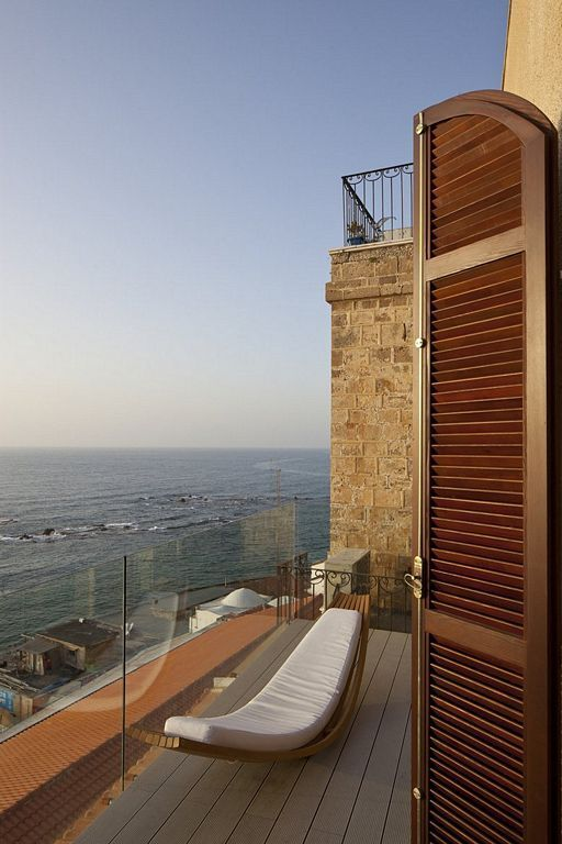 A historic apartment in Old Jaffa