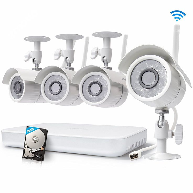 Wondering if you should get wireless home security cameras? it should not be confusing, this post will look at the Top 5 Benefits Provided By Wireless Home Security Cameras #homesecurityoutdoor