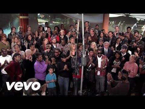 Various Artists - We Are The World 25 for Haiti - YouTube