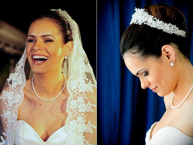 Penteados para noivas!