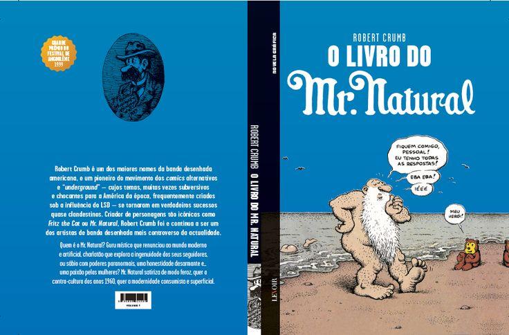Colecção Novela Gráfica: #7 O Livro do Mr. Natural