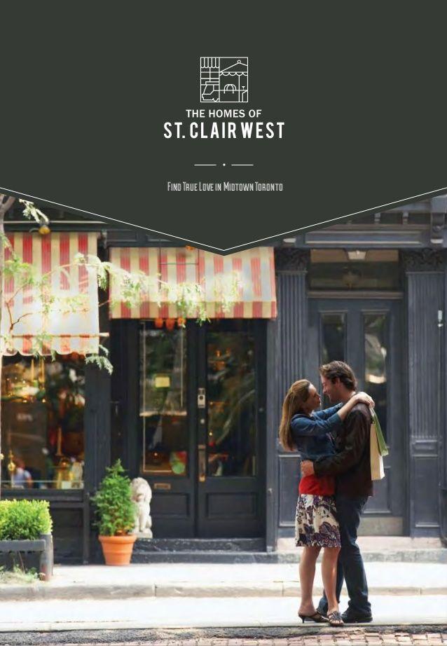 The Homes of St. Clair West , Toronto Homes by Steve Shahsavar via slideshare