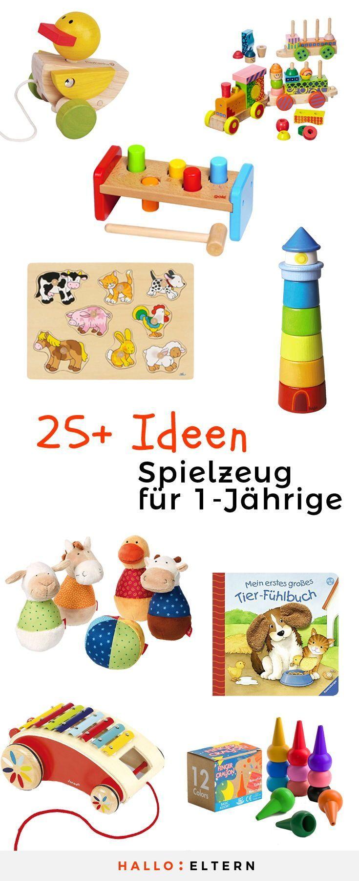Zeit Fur Neues Spielzeug 20 Ideen Was 1 Jahrige Gerne Spielen Babyspielzeug Geschenk Baby 1 Jahr Geschenk Kind 1 Jahr