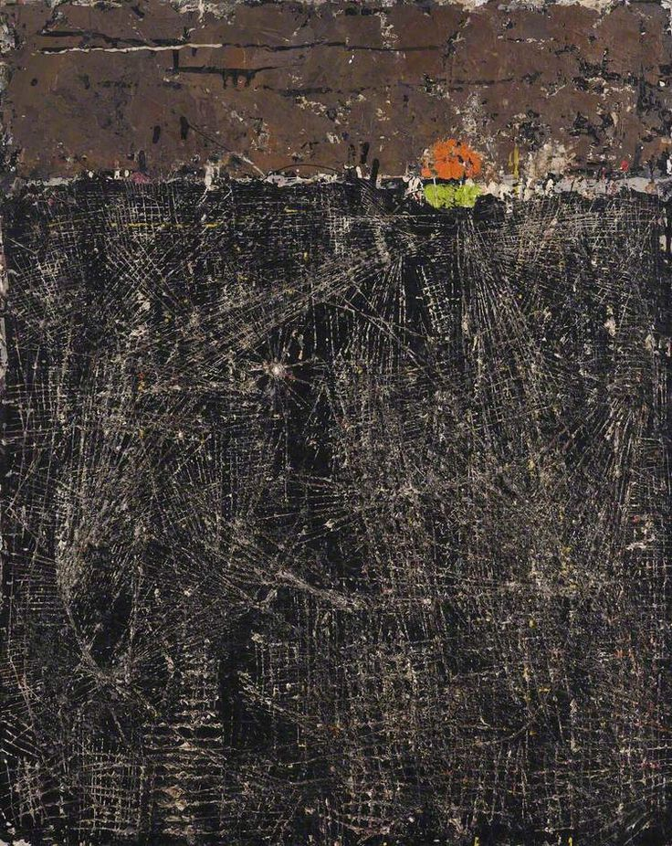 The Black City I (New York) William Congdon, 1949