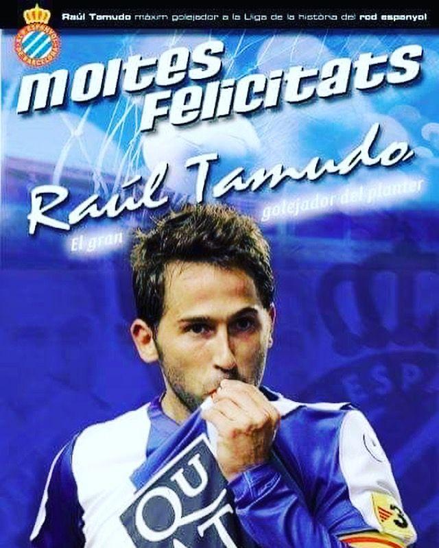 Felicidades MAESTRO! #IvanLamuela #Rcdespanyol #futbolcat #futbol #futbolista #soccer #goal #joma #JomaSport #FutbolBase #Alevin #Tamudo