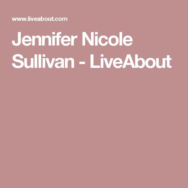 Jennifer Nicole Sullivan - LiveAbout