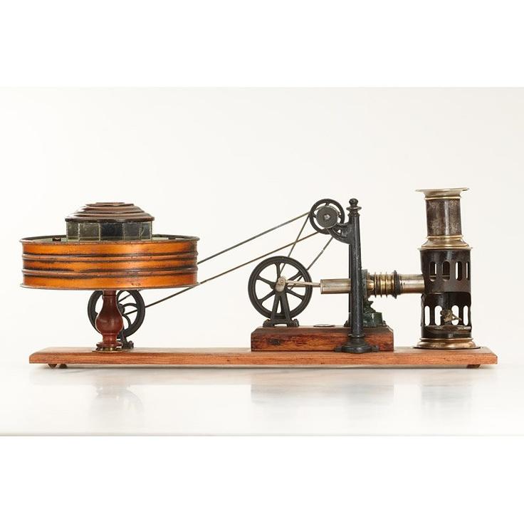 Steam - Praxinoscope