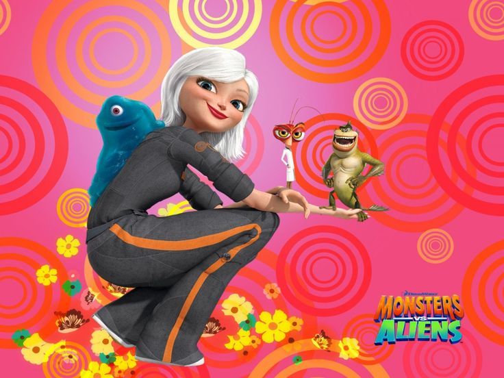 Monsters Vs Aliens Movie (2) - This HD Monsters Vs Alines Movie (2) wallpaper is based on Monsters vs. Aliens N/A. It released on N/A and starring Reese Witherspoon, Rainn Wilson, Stephen Colbert, Seth Rogen. The storyline of this Animation, Action, Adventure, Comedy, Family, Sci-Fi N/A is about: A woman transformed into a... - http://muviwallpapers.com/monsters-vs-aliens-movie-2.html #2, #Alines, #Monsters, #Movie #Movies