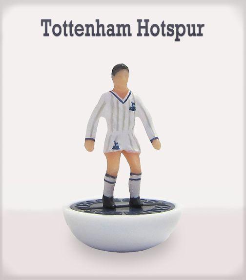 Tottenham Hotspurs (1983/84) #edicola #collezione #subbuteo