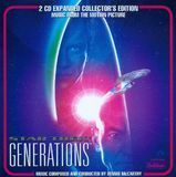 Star Trek: Generations [Original Motion Picture Soundtrack] [CD], 19565644
