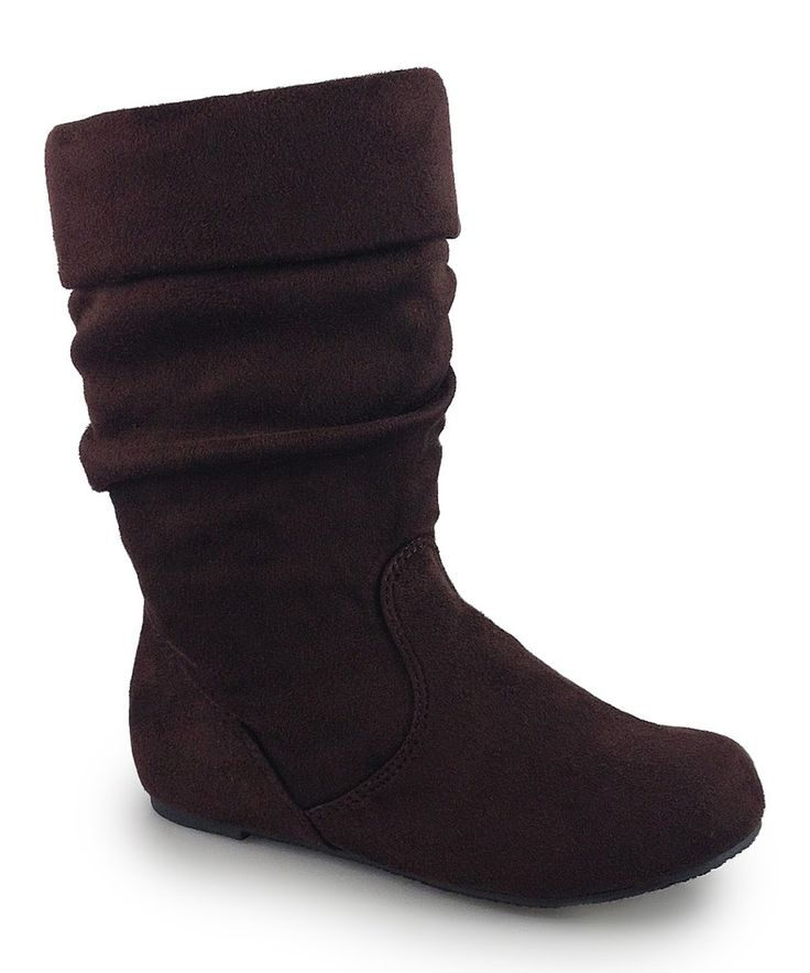 Look at this Link Brown Jolyn Boot on #zulily today!