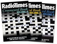 If you fancy challenging yourself, then the Radio Times Crossword Books are for you. They contain 80 crosswords from issues in Radio Times published between 2001 and 2003. A collection of 40 cryptic and 40 easy puzzles in each book will improve your analytical skills and give your mind a boost, keeping you entertained for hours. Solutions are available in the back of the books.