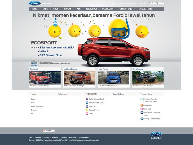 Ford - Indonesia