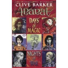 Second book in the Abarat series by Clive Barker.