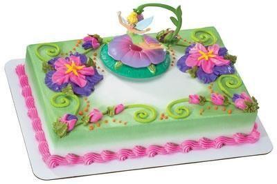 pastel de tinkerbell y sus amigas - Buscar con Google