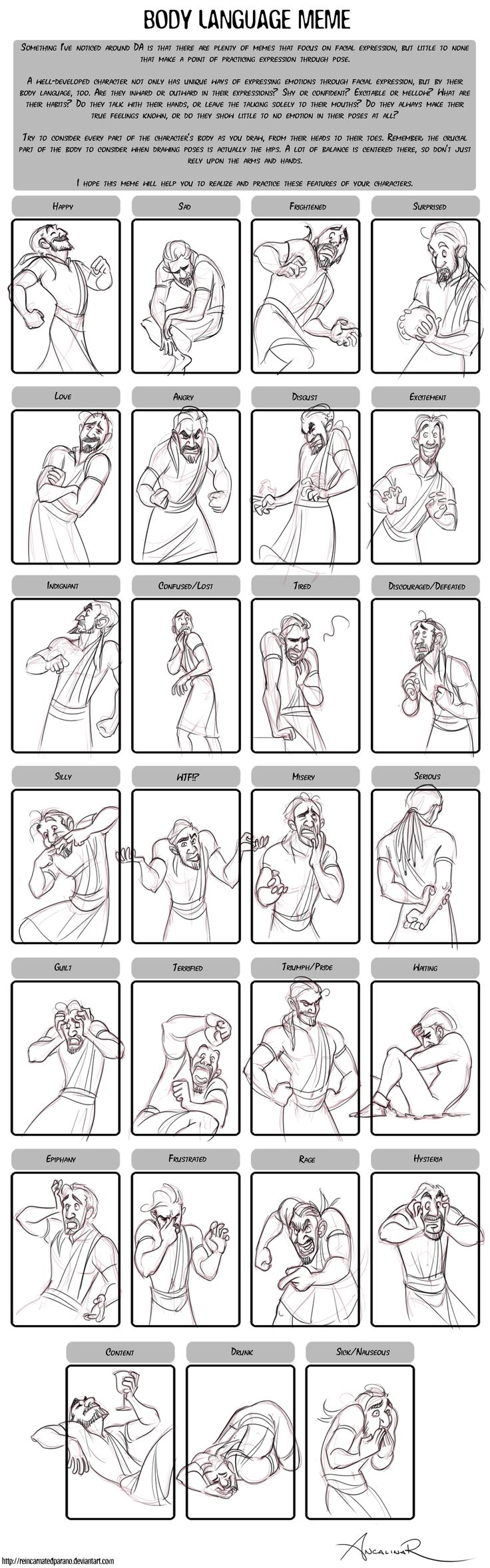Body Language Meme by ancalinar.deviantart.com on @deviantART. http://bodylanguagesigns.uk