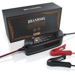 cool Brandson - Autobatterie-Ladegerät | Batterieladegerät | Rekonditionierungsmodus | 8 Ladeschritte | Leistung: 5 Ampere | für KFZ, PKW, Auto, Motorrad, Roller, Scooter | IP65-Schutzart Check more at https://motorrad.cf/produkt/brandson-autobatterie-ladegeraet-batterieladegeraet-rekonditionierungsmodus-8-ladeschritte-leistung-5-ampere-fuer-kfz-pkw-auto-motorrad-roller-scooter-ip65-schutzart/