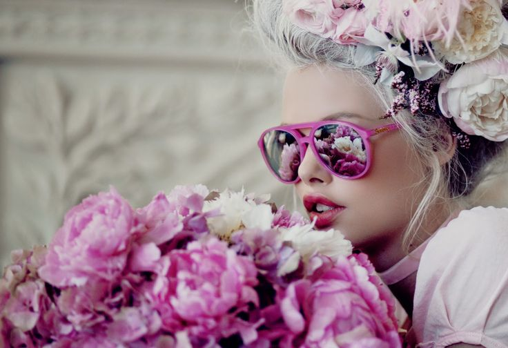 'Fit For A Queen' - Wildfox 2014 Fall